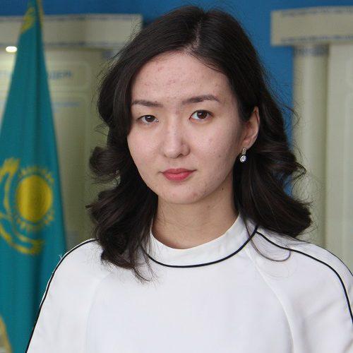 Беркінбай Рахиля Меңдіғалиқызы
