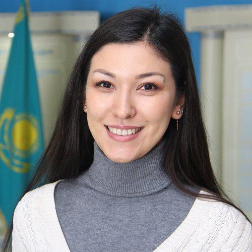 Натенова Амина Тимуровна
