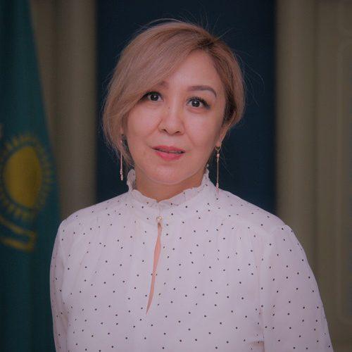 Айтбаева Жанна Дюсембаевна