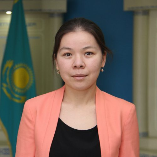 Мансурова Айжан Ақжігітқызы